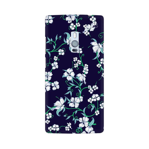 Dogwood Floral Pattern OnePlus Two Phone Cover
