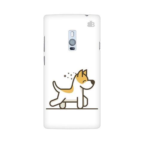 Happy Puppy OnePlus Two Phone Cover