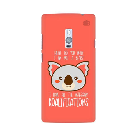 Koalifications OnePlus Two Phone Cover