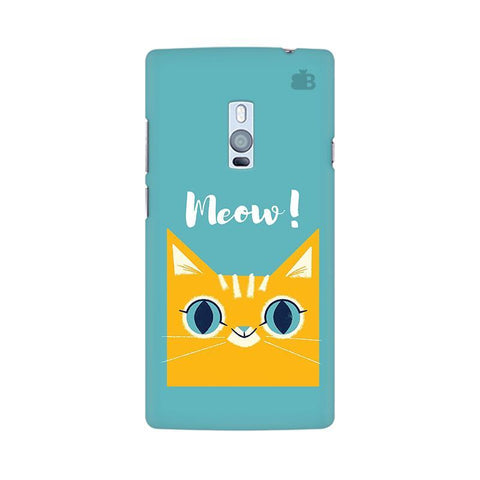 Meow OnePlus Two Phone Cover