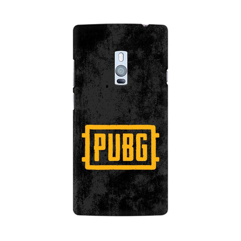 PUBG OnePlus Two Cover