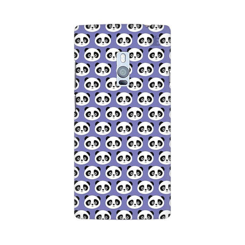 Panda Pattern OnePlus Two Phone Cover