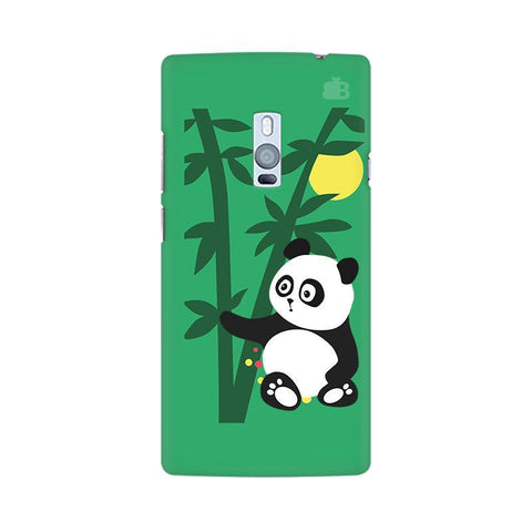Panda in Woods OnePlus Two Phone Cover
