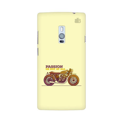 Passion for Motor OnePlus Two Phone Cover