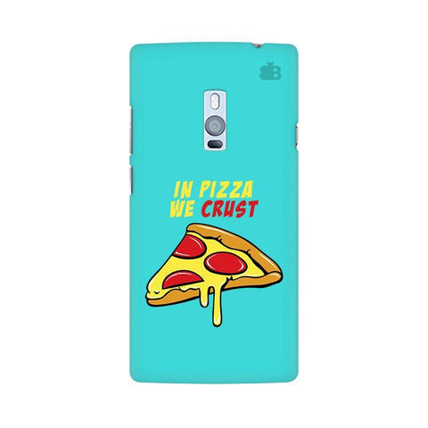 Pizza Crust OnePlus Two Phone Cover