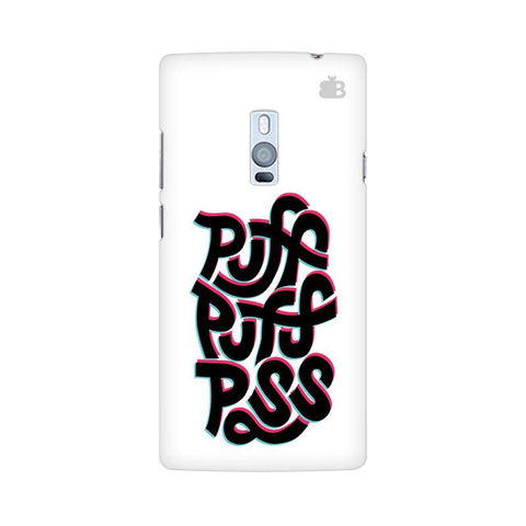 Puff Puff Pass OnePlus Two Phone Cover