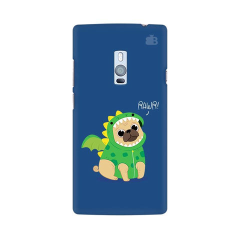 Pug-Rawr OnePlus Two Phone Cover