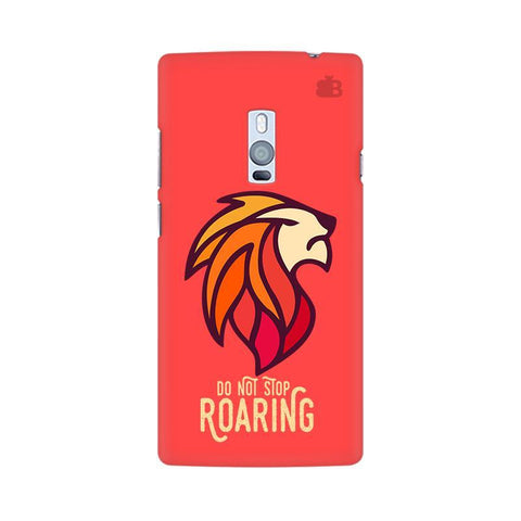 Roaring Lion OnePlus Two Phone Cover