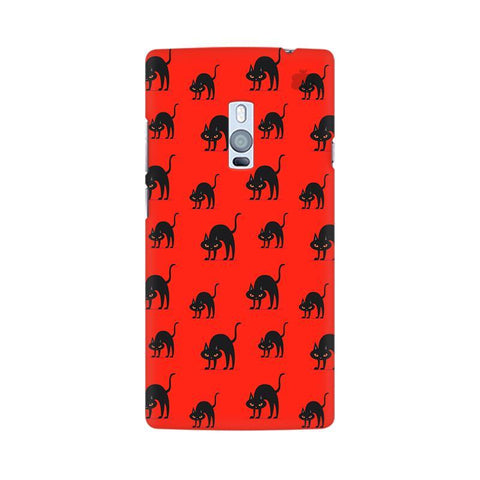 Scary Cats OnePlus Two Phone Cover