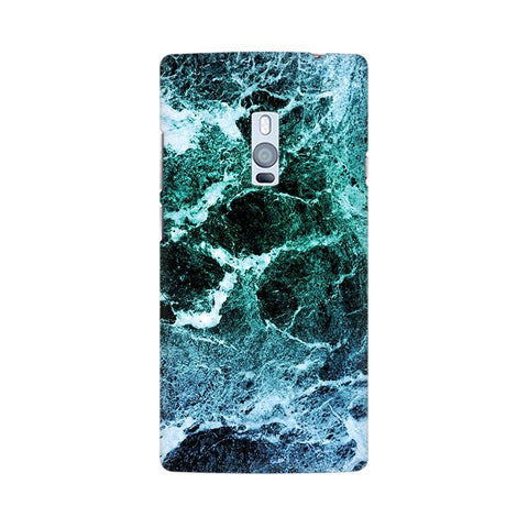 Sea Marble OnePlus Two Phone Cover