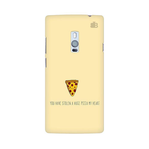 Stolen Huge Pizza OnePlus Two Phone Cover