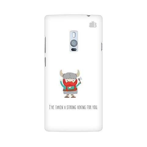 Strong Viking OnePlus Two Phone Cover