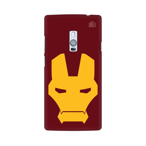 Superhero Mask OnePlus Two Phone Cover