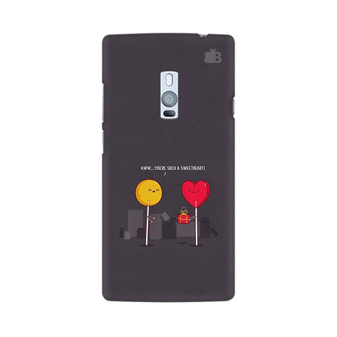 Sweetheart OnePlus Two Phone Cover