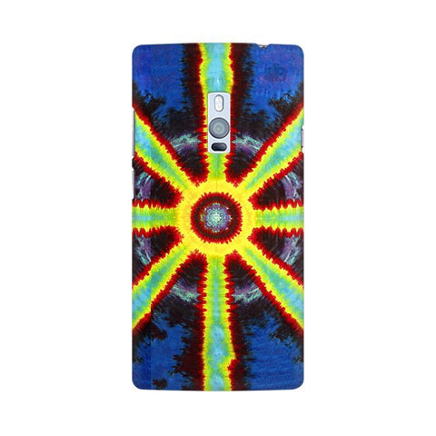 Tie & Die Pattern OnePlus Two Phone Cover