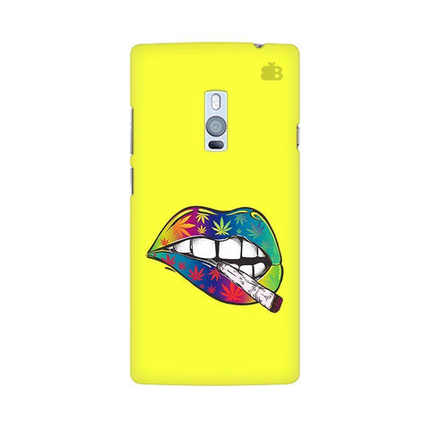 Trippy Lips OnePlus Two Phone Cover
