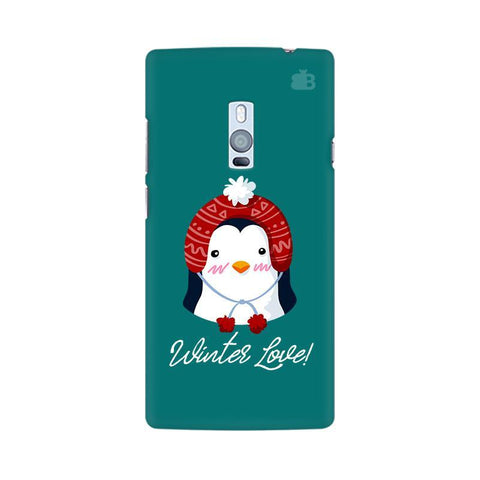 Winter Love OnePlus Two Phone Cover