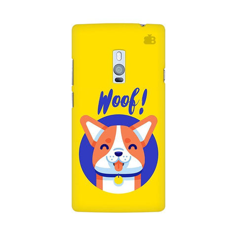 Woof OnePlus Two Phone Cover