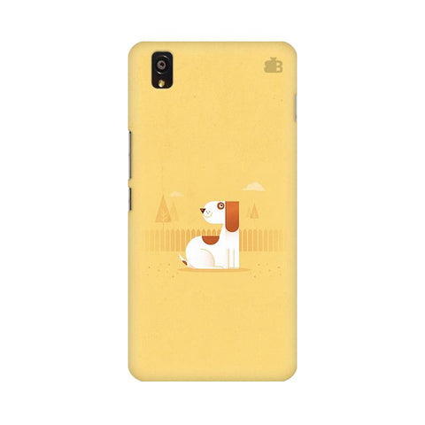 Calm Dog OnePlus X Phone Cover