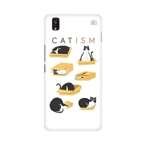Catism OnePlus X Phone Cover