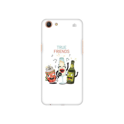 True Friends Oppo A1 Cover