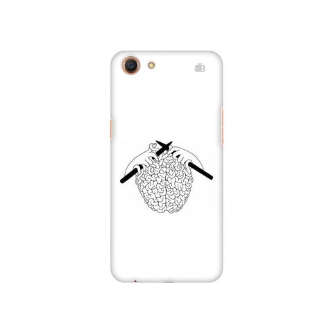 Weaving Brain Oppo A1 Cover