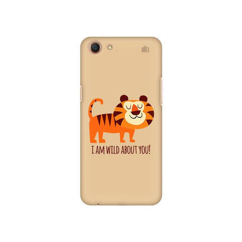 Wild About You Oppo A1 Cover