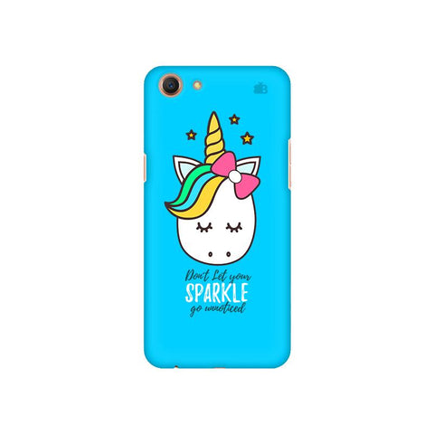 Your Sparkle Oppo A1 Cover