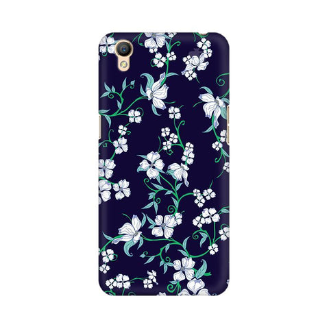 Dogwood Floral Pattern Oppo A37 Phone Cover