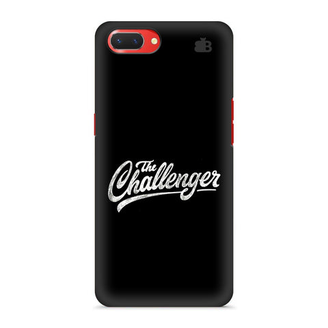 The Challenger Oppo A3S Cover
