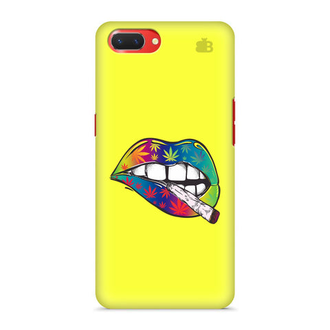 Trippy Lips Oppo A3S Cover