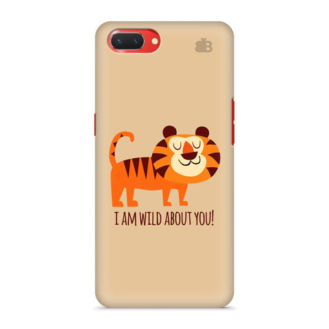 Wild About You Oppo A3S Cover