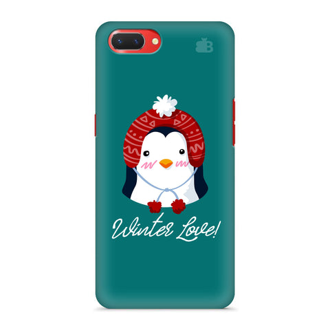 Winter Love Oppo A3S Cover
