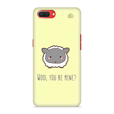 Wool Oppo A3S Cover