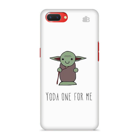 Yoda One Oppo A3S Cover