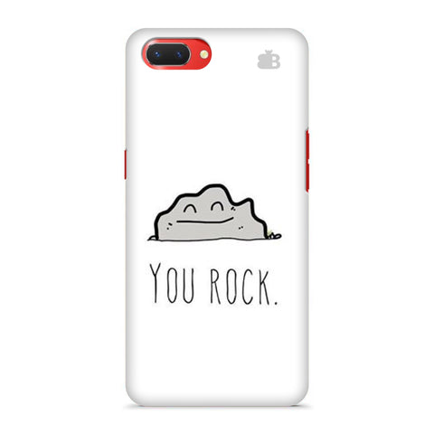 You Rock Oppo A3S Cover