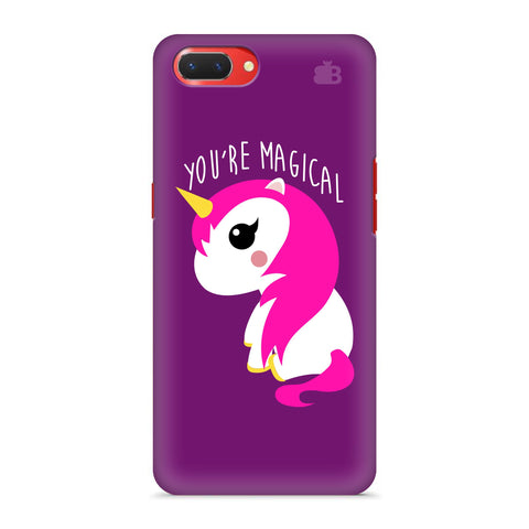 You're Magical Oppo A3S Cover