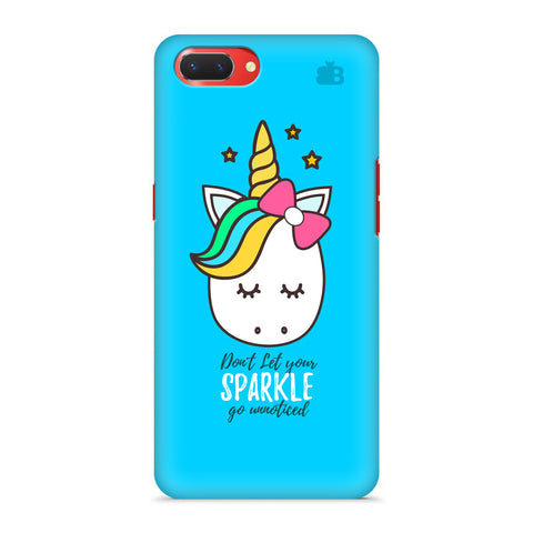 Your Sparkle Oppo A3S Cover