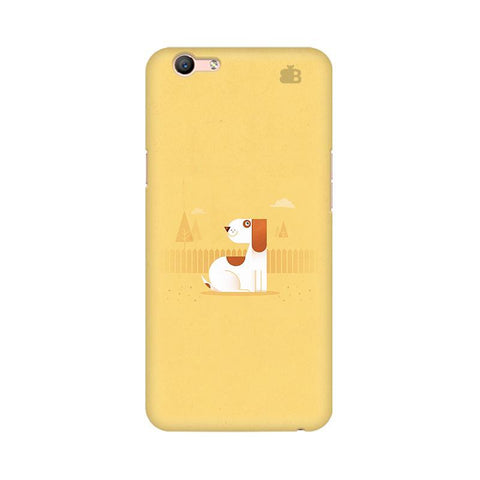 Calm Dog Oppo A57 Phone Cover