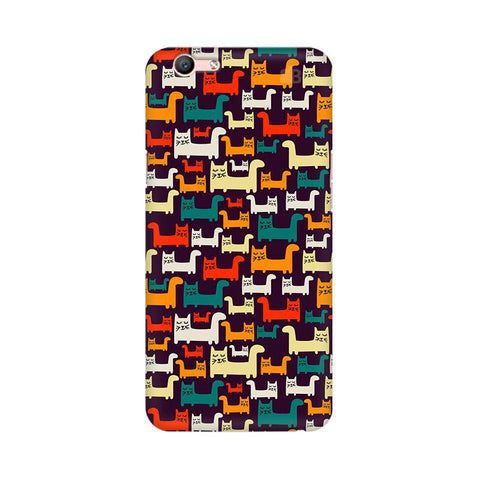 Chill Cats Oppo A57 Phone Cover