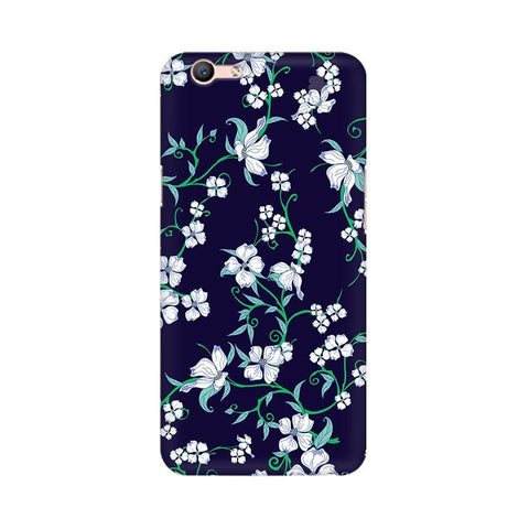 Dogwood Floral Pattern Oppo A57 Phone Cover