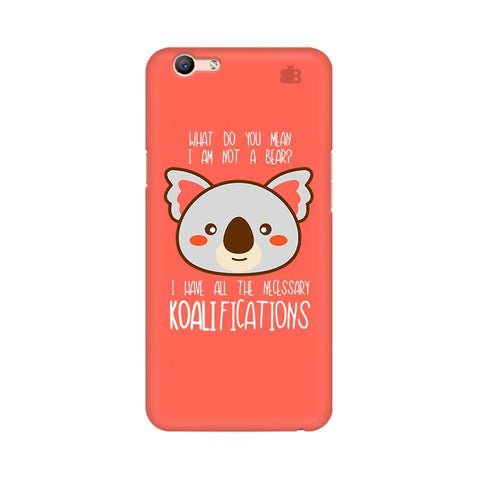 Koalifications Oppo A57 Phone Cover