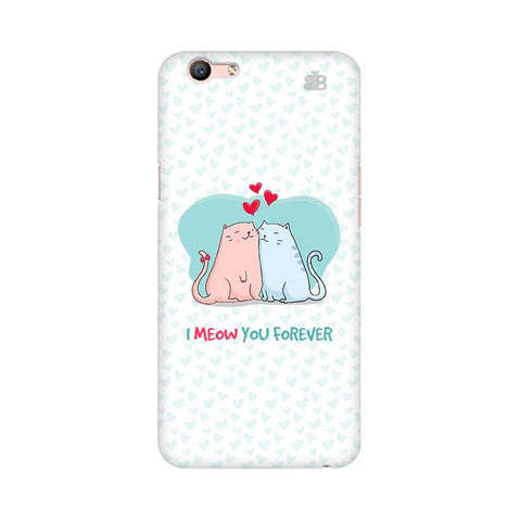 Meow You Forever Oppo A57 Phone Cover