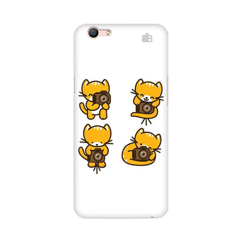 Photographer Kitty Oppo A57 Phone Cover