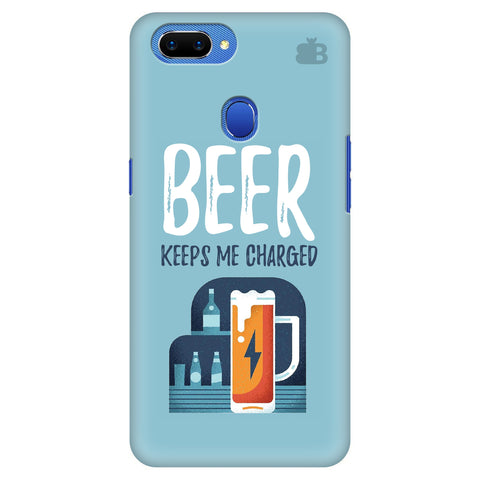 Beer Charged Oppo A5 Cover