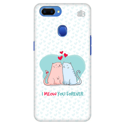 Meow You Forever Oppo A5 Cover