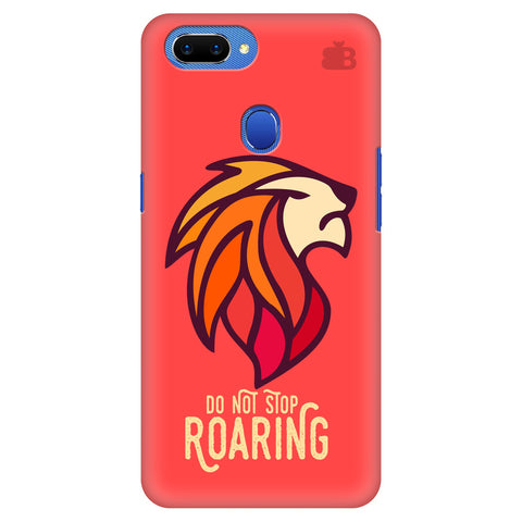 Roaring Lion Oppo A5 Cover