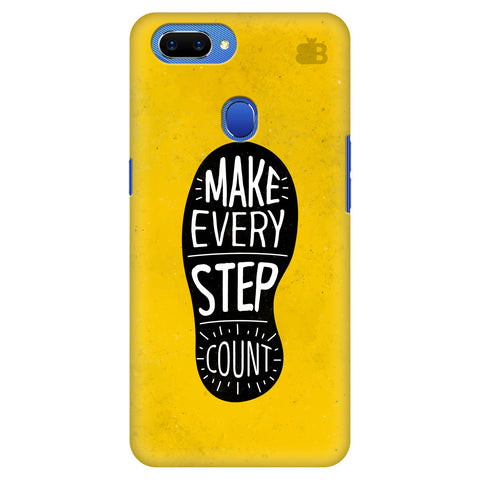 Step Count Oppo A5 Cover