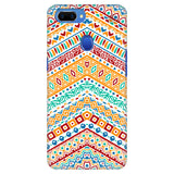 Wavy Ethnic Art Oppo A5 Cover