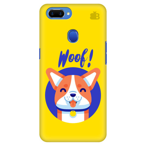 Woof Oppo A5 Cover
